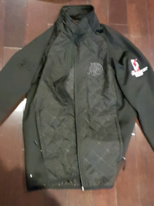 Duffield Devils gear - jackets and touque