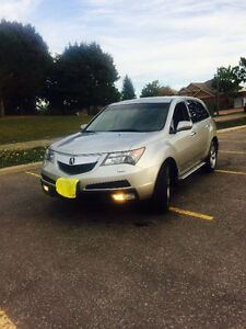 2013 Acura MDX Technology SUV, Crossover