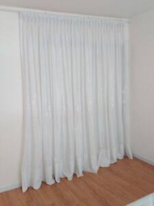Embroidery Window Curtain for Sale