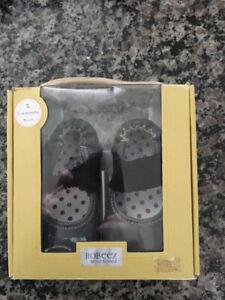 New- Robeez Mini Shoes Size 3 (flexible rubber sole)
