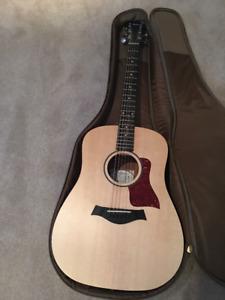 Big Baby Taylor Acoustic Guitar
