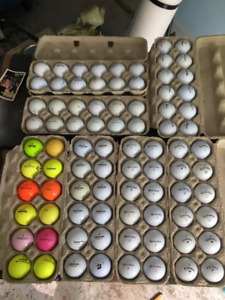 Lots of Golf Balls for sale