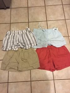 4 pr of Women's shorts from Old Navy