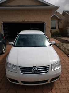 09 VW Jetta City