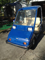 Yamaha SunClassic Gas golf cart  $2500
