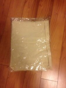 Voile Chic Ivory Cream Chiffon Scarf