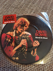 """Knock On Wood (Live) 40th Anniversary (7"""" Vinyl) Picture Disc"""