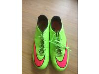 Nike Mercurial Size 8.5 boots