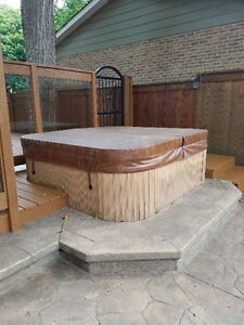 Hot Tub - 5 Years Old, Great Condition
