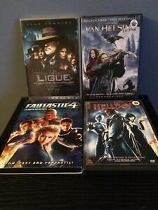 lot DVD divers