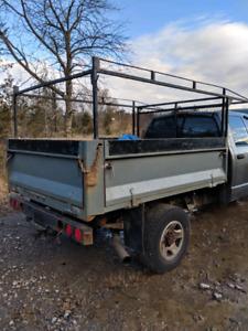 Truck work box