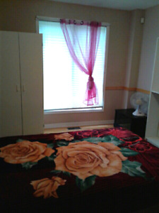 Large furnished room for rent all inclusive walk to Carleton U