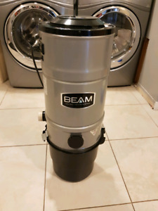 Beam Central Vacuum - 200A Series