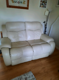 Electric two-seater sofa