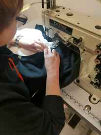 Machinist/ seamstress required locally Dagenham east rm10