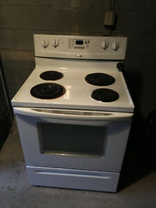 Stove for Pick up Only - Works perfectly