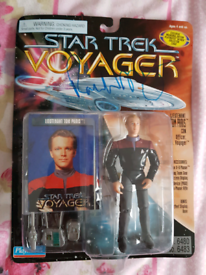 STAR TREK COLLECTION HUGE JOB LOT