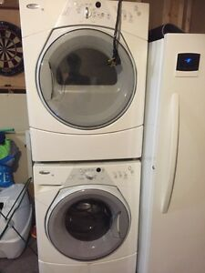 Whirpool duet washer dryer pair