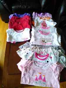 Girls size 5 pj lot all carters and gymboree