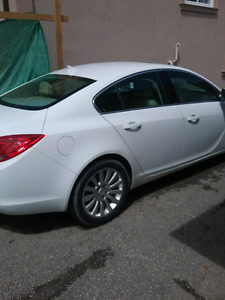 2011 BUICK REGAL CXL ONLY 120K KM