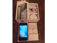 iPhone 4S black 16GB on Vodafone! Excellent condition, boxed with accessories!