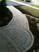 Landscape design, install, maintainence