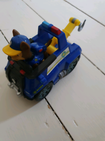 Chase Paw Patrol Toy in excellent condition