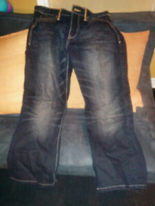 Designer Guess jeans - perfect condition - Size 36