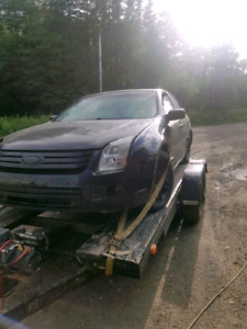 08 fusion and 05 corolla parting out only