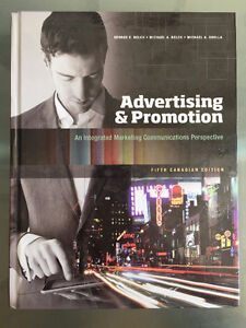 Marketing Textbook - Advertising & Promotion
