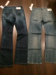 Kitson Jeans size in size 25- 3 pairs brand new, tags on obo