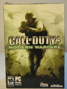 Call of Duty 4 (anglais seulement)