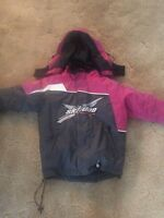 Ski doo snow suit