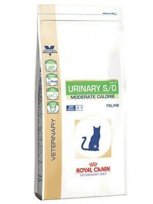 1.5 kg ROYAL CANIN Vet cat Urinary Moderate Calorie