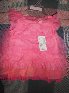 Baby Girls 3-6m SUPER cute Dress new w/ tag Children's place London Ontario image 1
