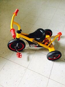 Toddler Tonka Tricycle