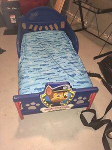 Paw Patrol Bed Frame !