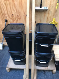 Sand Tubs for sale - great for weighting!