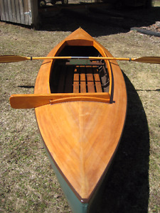 Antique Pintail Duck Boat