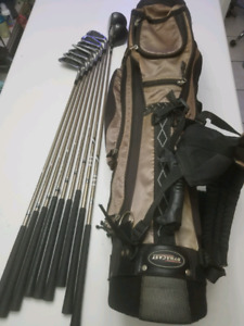 Ladies golf set pro select . With bag