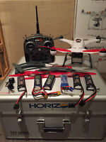 Blade 350QX Drone/Quadcopter with tons of extras