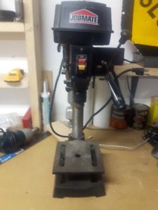 Job Mate 10 inch drill press