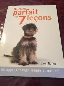 Un chien parfait en 7 lecons : Livre