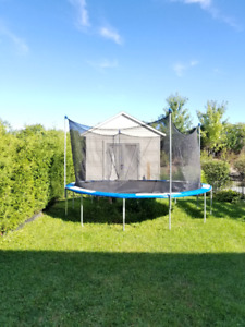 Big size of Trampoline for sale - well maintained