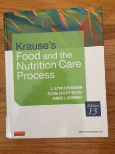 Krause's Food and the Nutrition Care Process Textbook