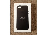 Brand new unopened official Apple iPhone case for 5 / 5s / SE