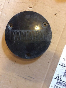 Yamaha RZ350 clutch cover crankcase cover