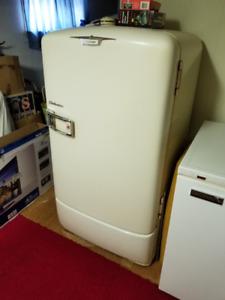 Vintage Crosley Refrigerator