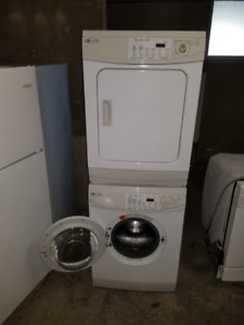Maytag Front Loading Washer and Dryer combo!