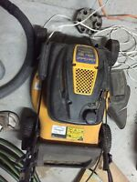 Cub Cadet lawnmower - Fix it or use for parts